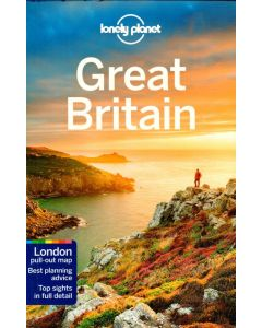 Lonely Planet - Great Britain 12 udgave