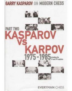 Garry Kasparov - Garry Kasparov on Modern Chess part 2