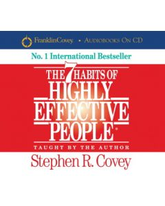 Stephen R. Covey - The 7 Habits of Highly Effective People (Lydbog)