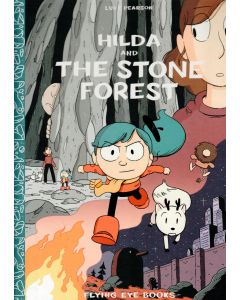 Luke Pearson - Hilda and the stone forest