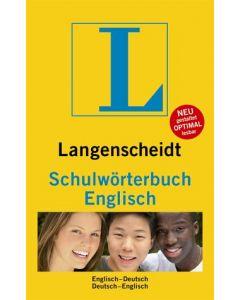 Schulwörterbuch Englisch-Deutsch Deutsch-Englisch