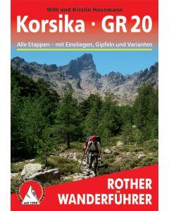 Willi und Kristin Hausmann - Korsika GR20