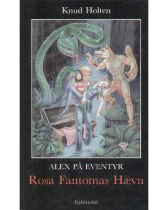Knud Holten - Alex på eventyr -Rosa fantomas hævn