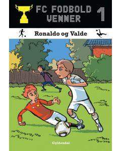 Lars Bøgeholdt Pedersen - FC Fodbold Venner 1 Ronaldo og Valde