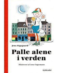 Jens Sigsgaard - Palle alene i verden