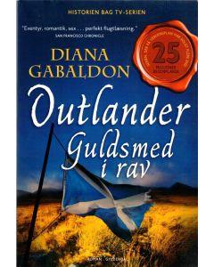 Diana Gabaldon - Outlander guldsmed i rav