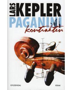 Lars Kepler - Paganini kontakten