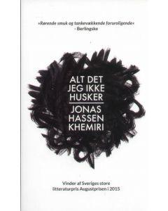 Jonas Hassen Khemiri - Alt det jeg ikke husker