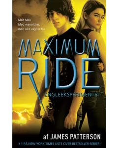 James patterson - Maximum ride engleeksprimentet