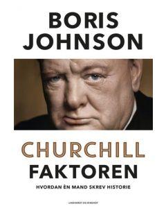 Boris Johnson - Churchill faktoren