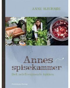 Anne Hjernøe - Annes spisekammer det selvforsynende køkken