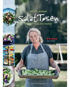 Mette Løvbom - Salattøsen salater hele året rundt
