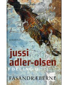 Jussi Adler-Olsen - Fasandræberen