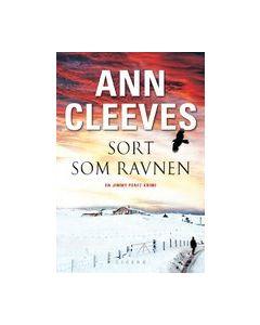 Ann Cleeves - Sort som ravnen