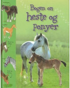 Sarah Kahn - Bogen om heste og ponyer