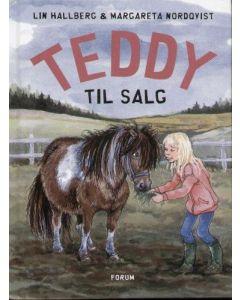 Lin Hallberg & Margareta Nordqvist - Teddy til salg