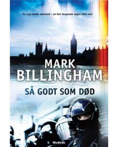 Mark Billingham - Så godt som død