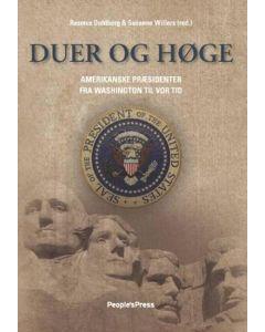 Rasmus Dahlberg & Susanne Willers - Duer og høge
