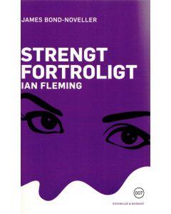 Ian Flemming - Strengt frotroligt (Bog 8)