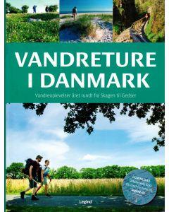 Vandreture i Danmark -vandreoplevelser året rundt fra Skagen til Gedser