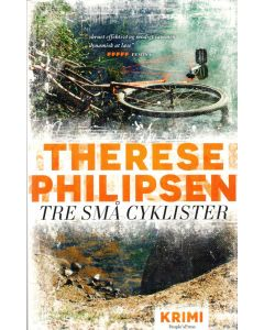 Therese Philipsen - Tre små cyklister