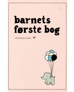 Barnets første bog -vores første minder