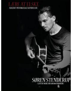 Søren Stenderup - Lære at elske