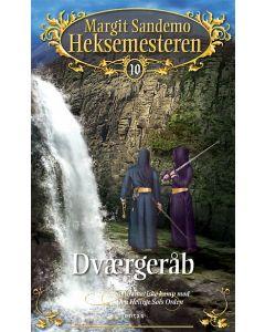 Margit Sandemo - Heksemesteren 10 - Dv