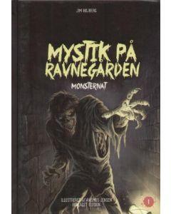 Jim Højberg - Monsternat  Mystik på ravnegården