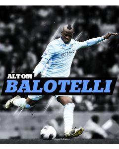 Alt om - Balotelli (+ Plakat)