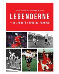 Dennis Krog - Legenderne de største i Engelsk fodbold