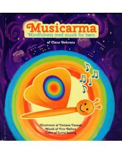 Claus Behrens - Musicarma mindfulness med musik for børn