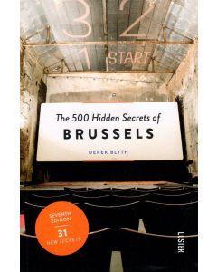 Derek Blyth - The 500 hidden secrets of Brussels