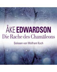 Lydbog Åke Edwardson - Die rache des Chamäleons