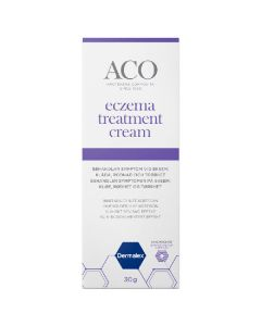 ACO eczema treatment cream 30g