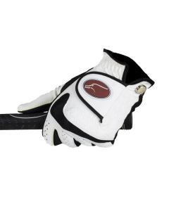 Albatros golfhandske lady all weather glove medium hvid