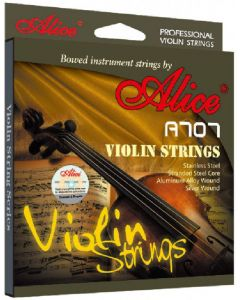 Alice violin strings A707 stainless steel