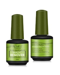 Aliver professional magic remover professional nail product remover 15ml