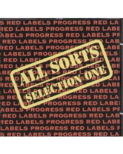 Cd Various artists - All sorts selection one