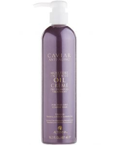 Alterna caviar anti-aging moisture intense oil créme pre-shampoo treatment 487ml