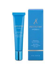 Amway artistry hydra-v refreshing eye gel cream 15ml