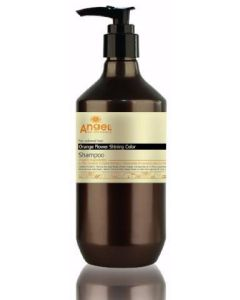 Angel orange flower shining color shampoo for colored hair 400ml