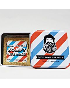 Angry norwegian don't drop the soap beard shampoo 100g