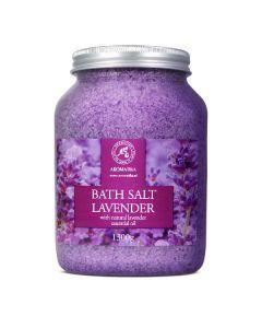 Aromatika bath salt lavender 1300g
