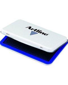 Artline stamp pad size format nr. 1  EHJ-3 blue