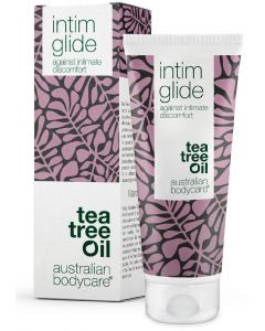 Australian bodycare intim glide against intimate discomfort tea tree oil 100ml