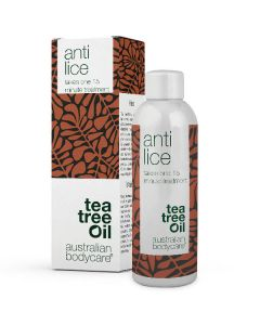 Australian bodycare tea tree oil anti lice 100ml