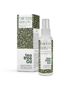 Australian bodycare tea tree oil hair loss serum 100ml