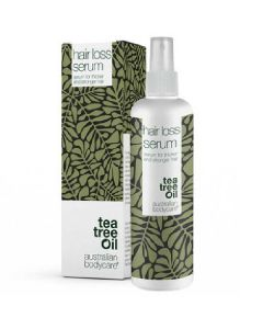 Australian bodycare tea tree oil hair loss serum 250ml