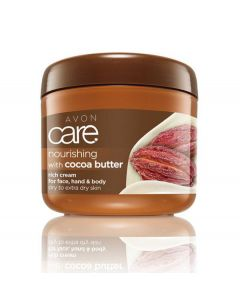 Avon care nourishing with cocoa butter rich cream 400ml (dato)
